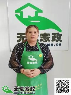 深圳龙岗不住家保姆 小时工_1年经验做家务_辅助带孩子保姆